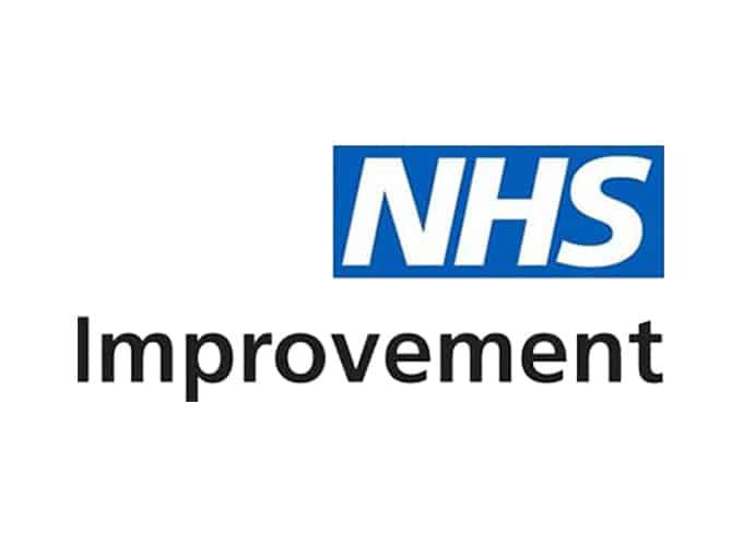 NHS Improvement visit CHS Healthcare hospital discharge service in Burton